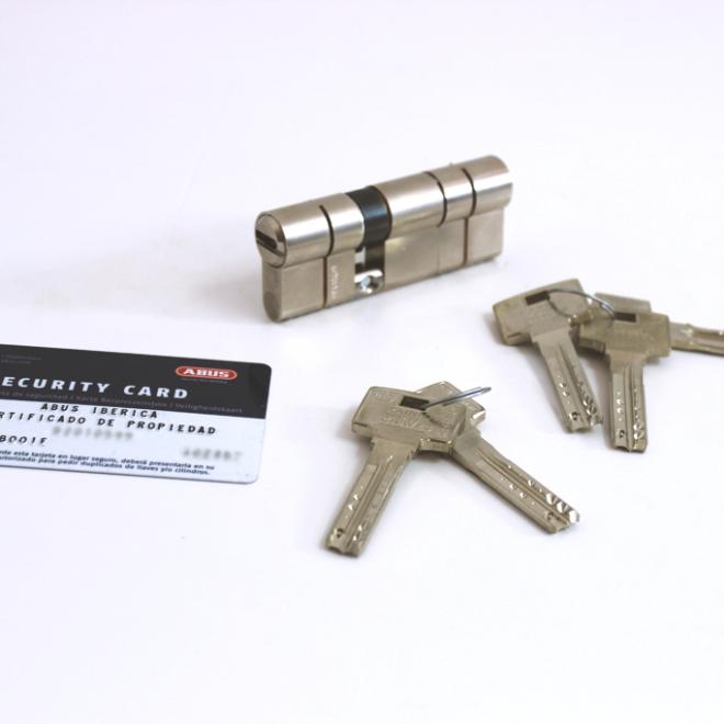 Cilindro/canhão ABUS BRAVUS