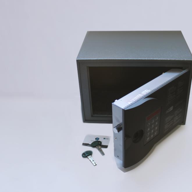 Cofre Digital Mottura 10HE8000D