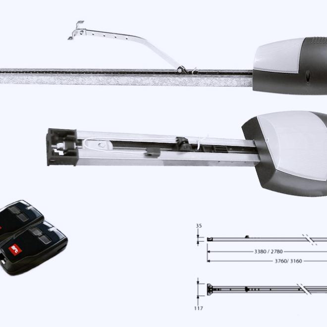 Kit Motor BFT Botticelli EOS120